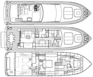 san lorenzo 62 - layout